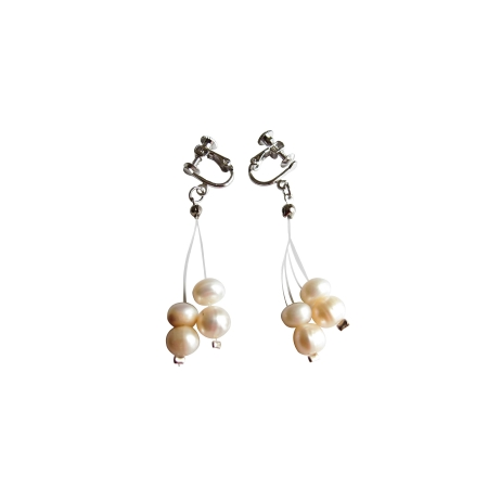 Fashion Jewelry For Everyone Collections Clip On Wedding Earrings FreshWater Pearls Earrings at Sears.com