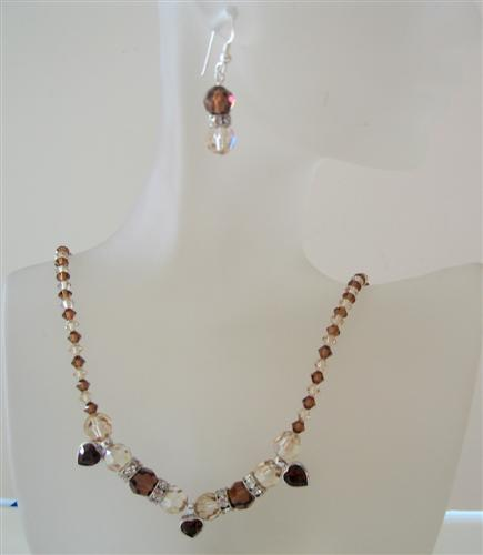 Imperial Topaz Jewelry and Golden Topaz Pendants, Necklaces and