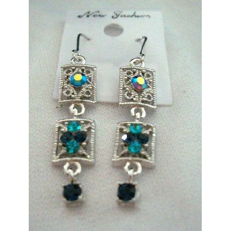 Articially Victoria Earrings Totally Different & New