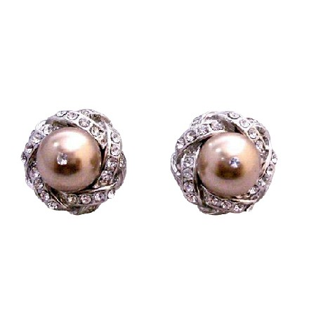 creations pearl bunch freshwater marjan of products earrings pearls large