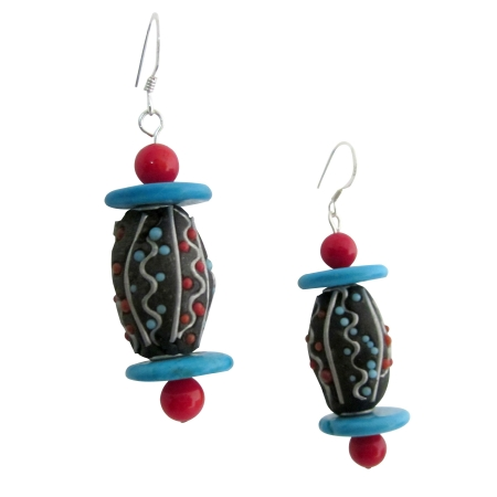Looking For Low Price Christmas Gifts Artisan Jewelry Earrings