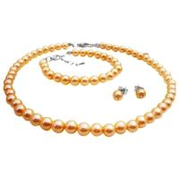 Baptism Pearls Jewelry Necklace Stud Earrings Bracelet Affordable Price :  necklace fashion bracelet gift