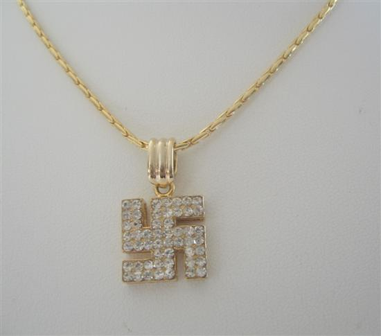 bling bling necklace