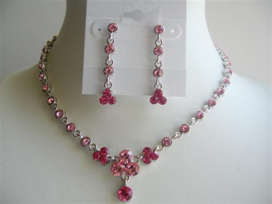 Pink Jewelry