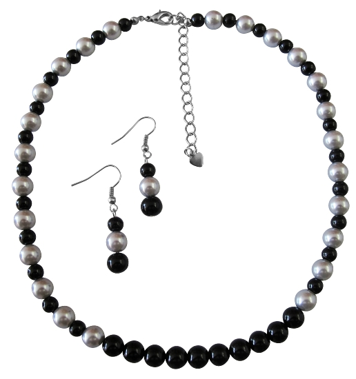 Need A Fabulous Gift For That Special Wedding Silver Black Dress Jewelry