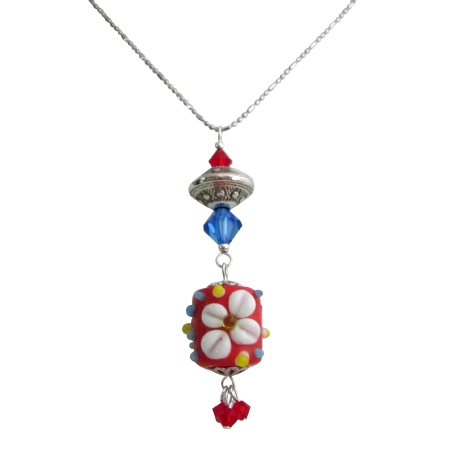 Looking For Mother's Day Gift Artisan Jewelry Necklace