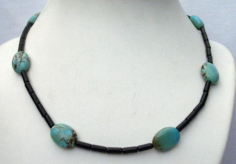 Bisbee Turquoise | Native American Bisbee Turquoise Jewelry