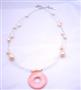 Elegant New Looks & Traditional styles Designer Jewelry Beach Necklace Multi Plasteic Beaded Necklaces