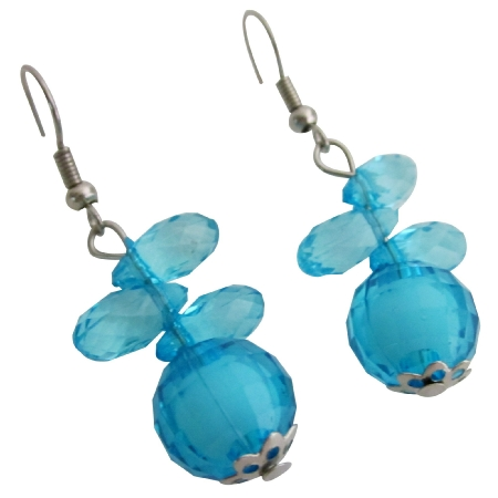 Buy Cute Jewelry For Girls Online In Cool Blue Color