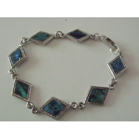 Star Abalone Shell Bracelet Adorable Gift