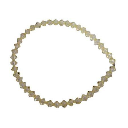Jonquil Crystals Bracelet Stretchable Bracelet Jewelry