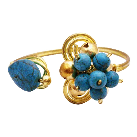 Top Quality High Fashion Jewelry At Affordable Gold Cuff Bracelet