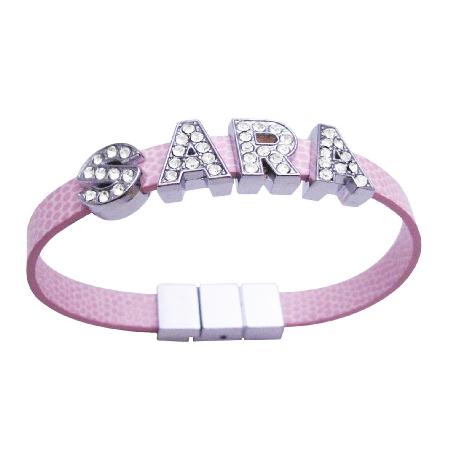 Name Bracelet Sara Have Your Name On your Bracelet