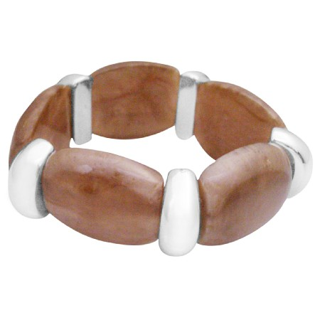 Fashion Jewelry For The Style Conscious Quinceanera Choice in Brown