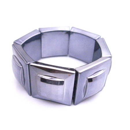 Black Oxidized Bracelet Gift High Quality Wholesale Stylish Bracelet