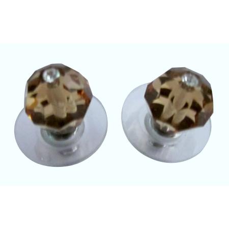 Colorado Crystal Affordable Swarovski Crystal Stud Earrings