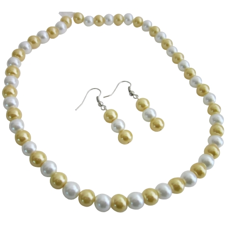FashionJewelryForEveryone.com Affordable Inexpensive Nice Quality Jewerly Bright Gold & White at Sears.com