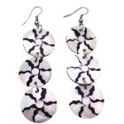 Forefront Of Fashio Glamorous Shell Dangling Earrings