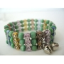 Have Some Beads! Comfortable Stretchable Bracelet